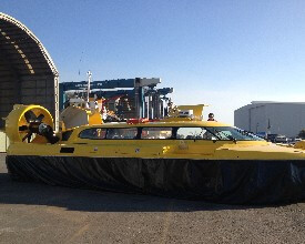 Special Projects Hovercraft