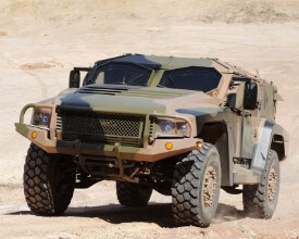 Special Projects Vehicle